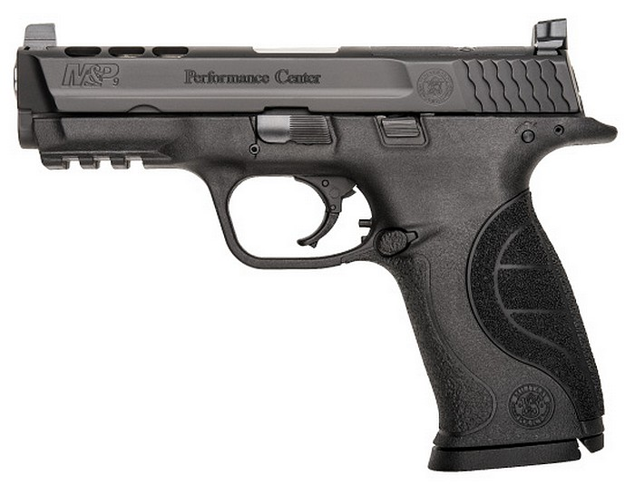 SMITH & WESSON MP9 Performance Center PORTED